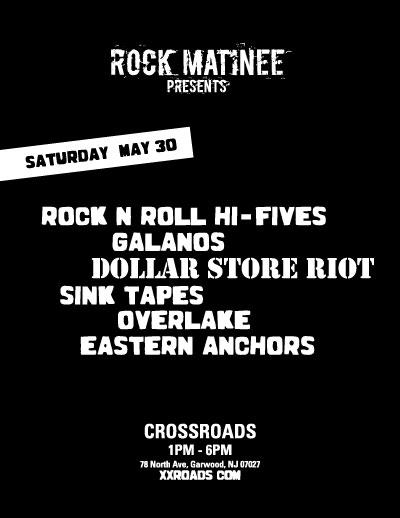 Crossroads 5/30/15